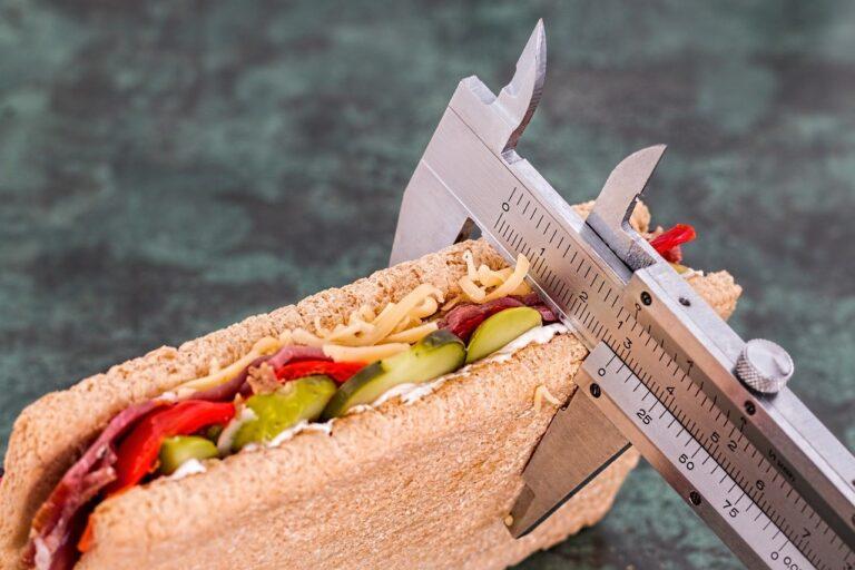 diet, vernier, sandwich